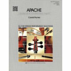 Apache for String Orchestra (Grade 1.5)