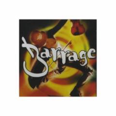 Barrage:  Self Titled (CD)