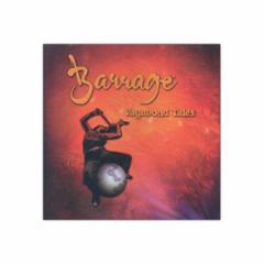 Barrage: Vagabond Tales (CD)