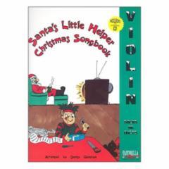 Santa's Little Helper Christmas Songbook Solos or Duets