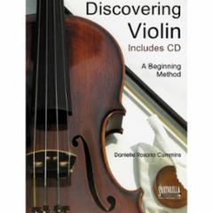 Discovering Violin: A Beginning Method