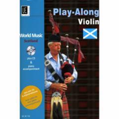 World Music for Violin: Scotland