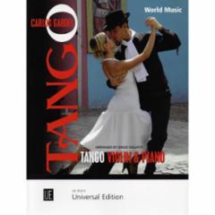 Tango for Violin and Piano