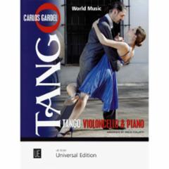 Tango for Cello and Piano