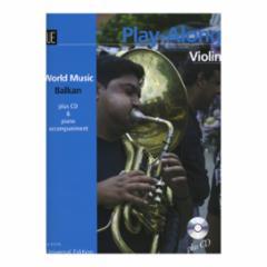 World Music For Violin: Balkan