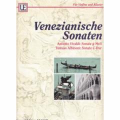 Two Venetian Sonatas for Violin and Piano