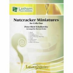 Nutcracker Miniatures For Cello Duet