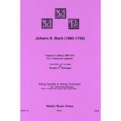 Fugue in C Minor, BWV 574: On a Theme by Legrenzi