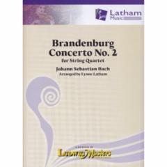 Brandenburg Concerto No.2 for String Quartet