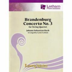Brandenburg Concerto No.3 for String Quartet