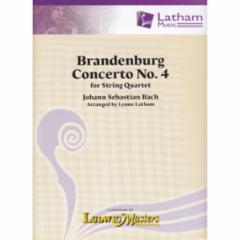 Brandenburg Concerto No.4 for String Quartet
