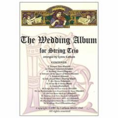 The Wedding Album for String Trio