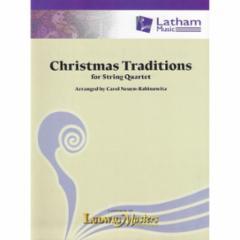 Christmas Traditions for String Quartet