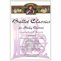 Ballet Classics for String Quartet