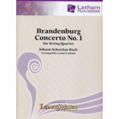 Brandenburg Concerto No.1 for String Quartet