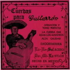 Cuerdas Guitarron Mariachi Strings