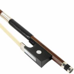 Hans Kroger Round Brazilwood Violin Bow