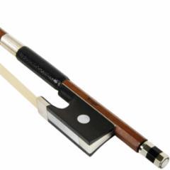 Hans Kroger Octagonal Brazilwood Violin Bow