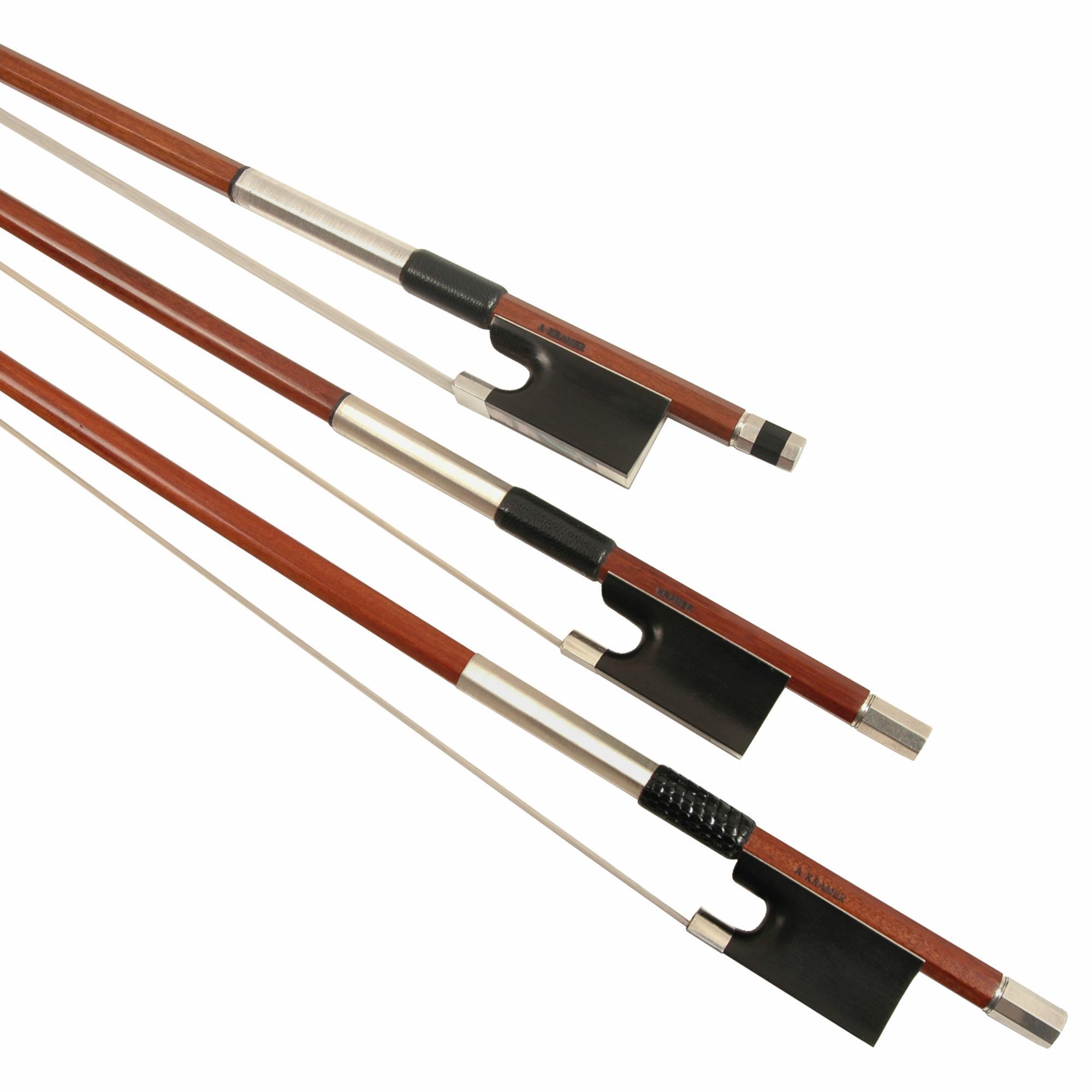 Kramer Octagonal Pernambuco Violin Bow