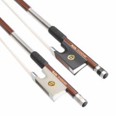 CodaBow Diamond GX Round Carbon Fiber Violin Bow