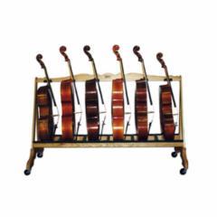 Sherrard Roll Away Rack Cello Instrument Stand
