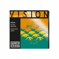 Thomastik Vision Titanium Solo Violin Strings