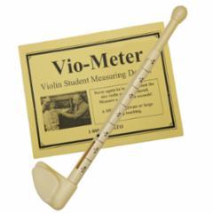 Teaching Aid, Vio-Meter (Vln/Vla Sizing)