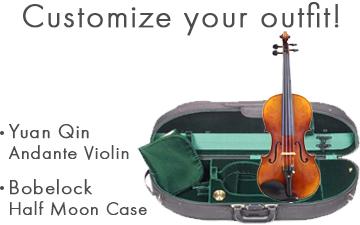 Violin, Viola, Cello, Bass - Students & Professionals